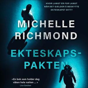 Ekteskapspakten (lydbok) av Michelle Richmond