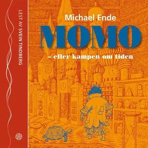 Momo, eller Kampen om tiden (lydbok) av Micha