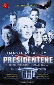 Presidentene (ebok) av Hans Olav Lahlum