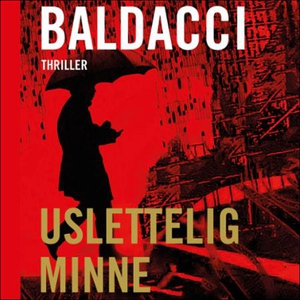 Uslettelig minne (lydbok) av David Baldacci