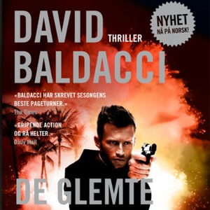 De glemte (lydbok) av David Baldacci