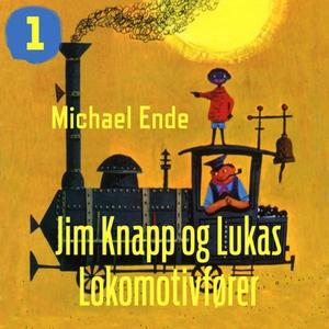 Jim Knapp og Lukas Lokomotivfører (lydbok) av