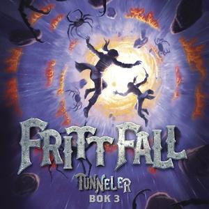 Fritt fall (lydbok) av Roderick Gordon, Brian