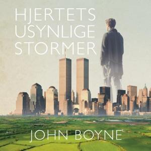 Hjertets usynlige stormer (lydbok) av John Bo
