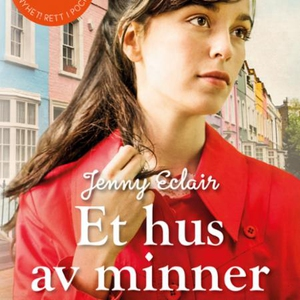 Et hus av minner (lydbok) av Jenny Eclair