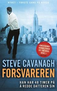 Forsvareren (ebok) av Steve Cavanagh
