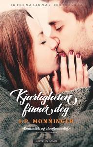 Kjærligheten finner deg (ebok) av J.P. Monnin