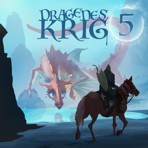 Dragenes krig 5 (lydbok) av Jon Ewo