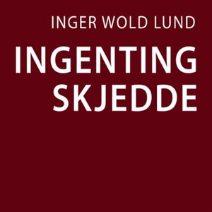 Ingenting skjedde (lydbok) av Inger Wold Lund
