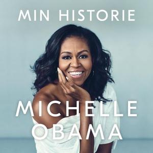 Min historie (lydbok) av Michelle Robinson Ob