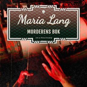 Morderens bok (lydbok) av Maria Lang