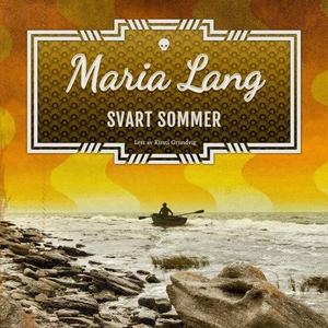 Svart sommer (lydbok) av Maria Lang