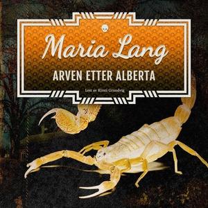 Arven etter Alberta (lydbok) av Maria Lang