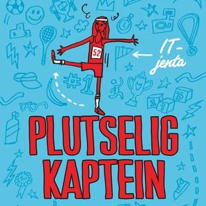 Plutselig kaptein (lydbok) av Katy Birchall