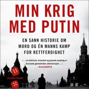 Min krig med Putin (lydbok) av Bill Browder