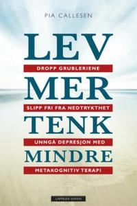Lev mer tenk mindre (ebok) av Pia Callesen