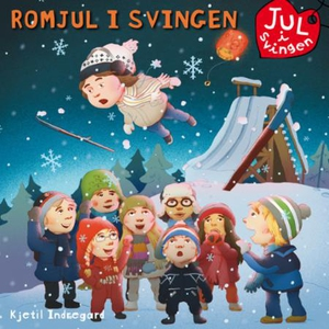 Romjul i Svingen (lydbok) av Kjetil Indregard