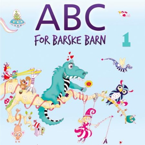 ABC for barske barn (lydbok) av Anne Østgaard