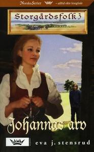 Johannas arv (ebok) av Eva J. Stensrud