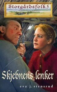 Skjebnens lenker (ebok) av Eva J. Stensrud