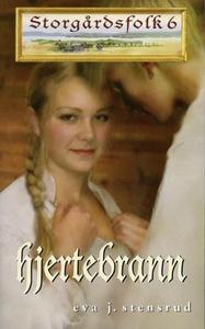 Hjertebrann (ebok) av Eva J. Stensrud