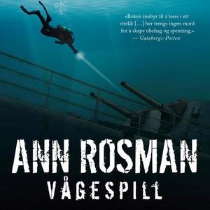 Vågespill (lydbok) av Ann Rosman