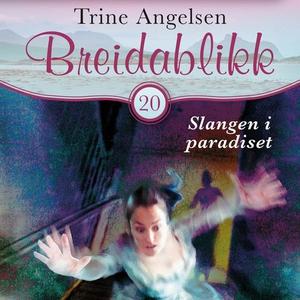 Slangen i paradiset (lydbok) av Trine Angelse