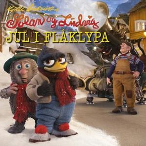 Jul i Flåklypa (lydbok) av Karsten Fullu