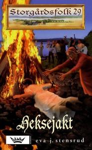 Heksejakt (ebok) av Eva J. Stensrud
