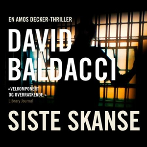 Siste skanse (lydbok) av David Baldacci
