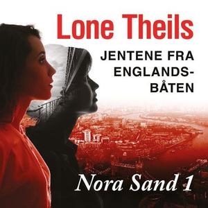 Jentene fra englandsbåten (lydbok) av Lone Th