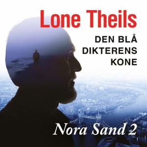 Den blå dikterens kone (lydbok) av Lone Theil