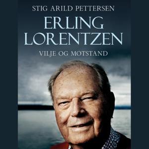Erling Lorentzen (lydbok) av Stig Arild Pette