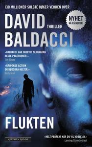 Flukten (ebok) av David Baldacci