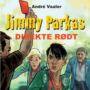 Direkte rødt (lydbok) av André Vaaler