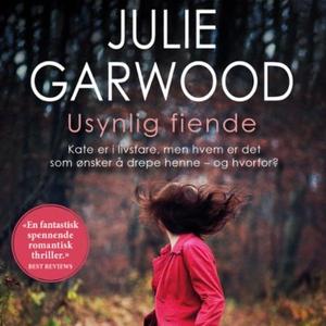 Usynlig fiende (lydbok) av Julie Garwood
