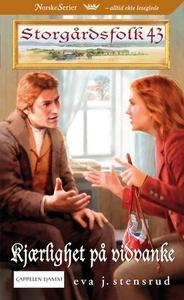 Kjærlighet på vidvanke (ebok) av Eva J. Stens