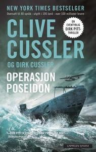 Operasjon Poseidon (ebok) av Clive Cussler, D