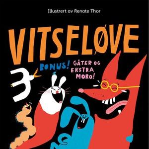 Vitseløve 3 (lydbok) av Steffen Sørum
