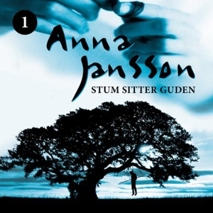 Stum sitter guden (lydbok) av Anna Jansson