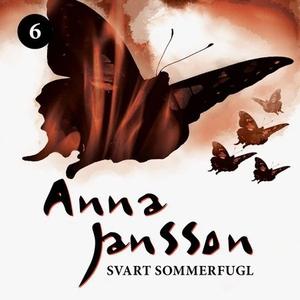 Svart sommerfugl (lydbok) av Anna Jansson