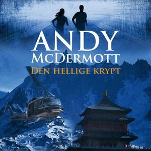 Den hellige krypt (lydbok) av Andy McDermott
