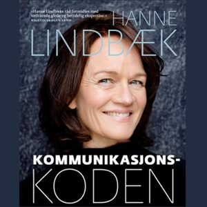 Kommunikasjonskoden (lydbok) av Hanne Lindbæk