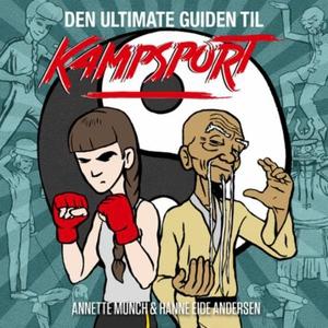 Kampsport (lydbok) av Hanne Eide Andersen, An