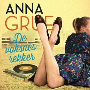 De voksnes rekker (lydbok) av Anna Grue