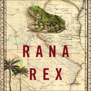 Rana Rex (lydbok) av Astrid Nordang