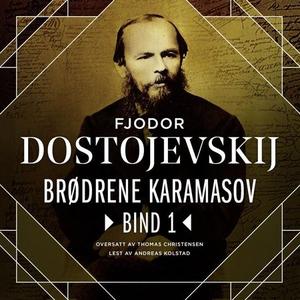 Brødrene Karamasov (lydbok) av Fjodor M. Dost