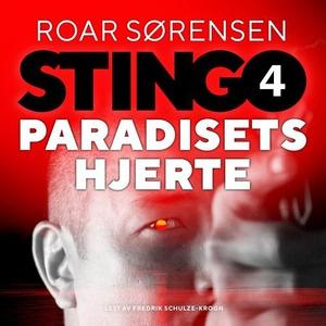 Paradisets hjerte (lydbok) av Roar Sørensen