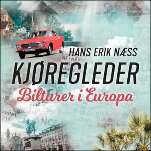 Kjøregleder (lydbok) av Hans Erik Næss