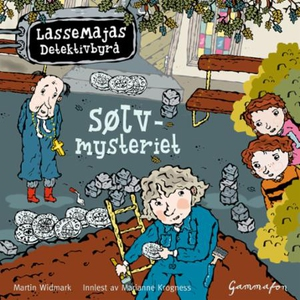 Sølvmysteriet (lydbok) av Martin Widmark